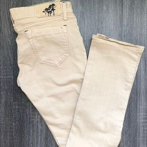 Loomstate Organic Cotton Khaki Jeans Women's 30